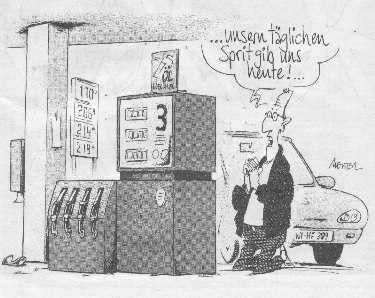 Karikatur Mester